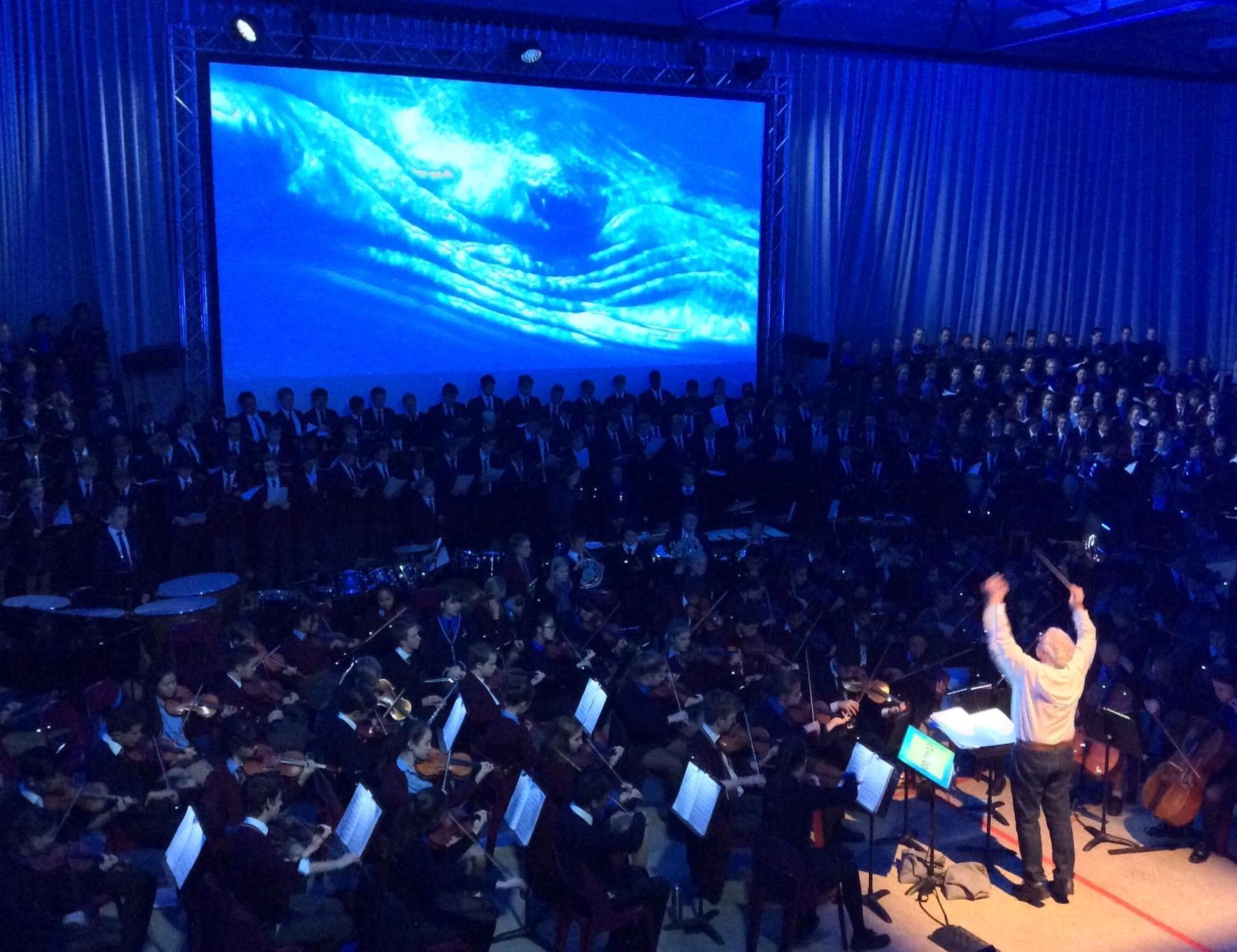 Ocean performance